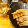 つけ麺 井手 - 料理写真:全部のせつけ麺