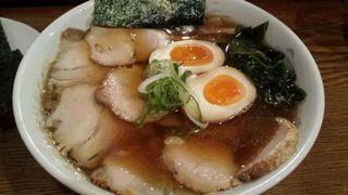麺屋 八蔵 - ちゃー玉