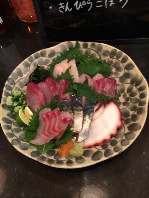 魚料理を食べて蕎麦で〆る店 高...