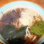 とちの木 - 料理写真:海鮮そば ¥800