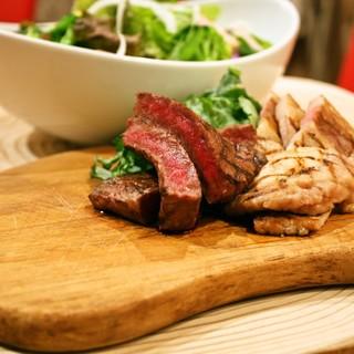 平日ディナー限定!お野菜とお肉で満足キャンペーンスタート!