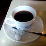 パストラル - ホットコーヒー:350円