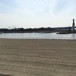 パンゲア - 堺港が一望できます