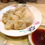 青島食堂 - 水餃子