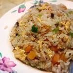 青島食堂 - 炒飯