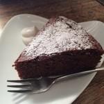 パンゲア - チョコレートケーキ税込400円