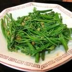 喜来楽 - 炒龍鬚菜