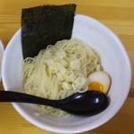 武市総本店 - 辛味噌つけ麺(大盛)