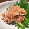 梅水晶(サメ軟骨梅肉和え)