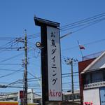 お魚ダイニング hiro
