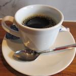 ビストロ 石川亭 - コーヒー