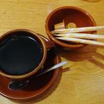 スラヴ料理 カフェアリョンカ - コーヒー