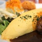 洋食mais - 料理写真:オムライスが♥