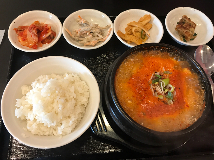 韓国料理 凡