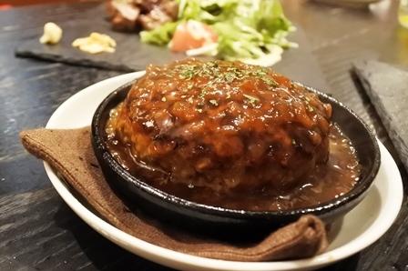 肉バル DENNER-ROIN - ハンバーグ