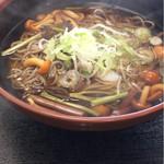 境川パーキングエリア (上り線) - タップリ山菜