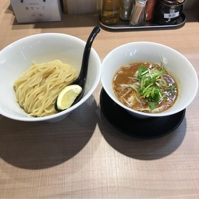 ガガナ ラーメン - GAGANA つけ麺。 税込880円。 旨し。