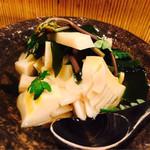 四季の味じん - 若竹煮