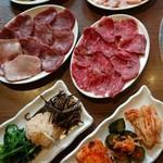焼肉×食べ放題 南大沢 にひゃくてん - 料理写真: