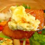 大阪粉もんダイニング くう - ◆チキン南蛮(鶏ムネ)