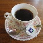 サンモニート - 日替わりランチ(950円)コーヒー