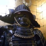 6779648 - 初寿司の鎧兜。