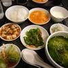 中国四川料理石林 - 料理写真:四川ランチ(1000円) ※クーポン使用