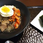 Cafe Nakamura - 冷麺