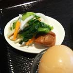 食堂カフェ COCO家 - 漬け物