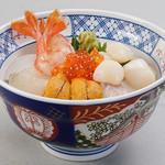 雑魚屋 - 豪海丼