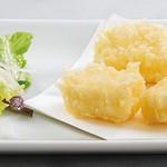 雑魚屋 - チーズの天ぷら