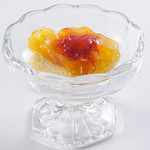 雑魚屋 - マンゴーケーキ