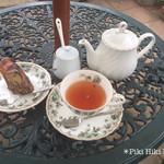カフェ・サンジェルマンデプレ - 料理写真: