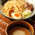 札幌 炎神 - 白麻婆つけ麺