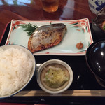 滴屋 - サワラの西京焼き