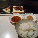 ステーキハウス モーシャトー - 料理写真:注文の完成形♡