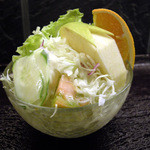 Restaurantcafe Y's Diner - サラダ(セット)