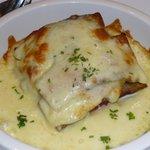 グランデ - チーズの重ね焼き