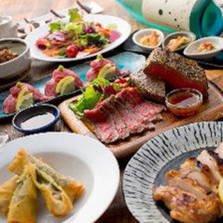 「豪華肉鍋」など種類豊富な『歓送迎会コース』をご用意♪