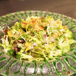 レッドロック - キレイな彩り野菜のサラダ 626円