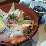 だるま寿司 - 「海鮮丼」