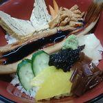 だるま寿司 - 「穴子丼」