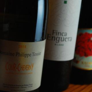 ★日本酒~サワー~ワイン、美味いもの揃えてます