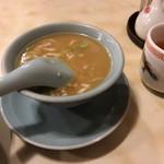 67806445 - セットのスープ