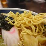 蓬来軒 - 旨い麺!