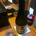葛城 - 葛城(300ml)純米 1180円
