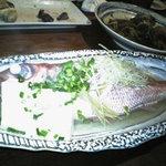 海鮮居食屋 活 - 赤マチのマース煮