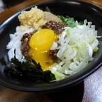 八角 - セット台湾丼(300円)