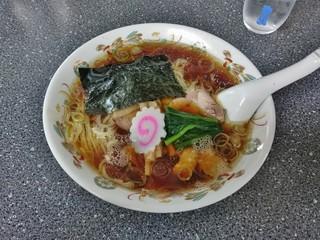 青島食堂 司菜 南万代店 - 青島ラーメン 750円