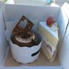 パティスリー メゾン・ナカ - 料理写真:パリジェンヌとショートケーキ